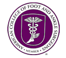 member of the american college of foot and ankle surgeons